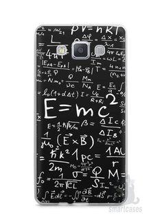 Capa Capinha Samsung A7 2015 Teoria da Relatividade Einstein