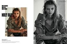 Molly Bair (Dazed & Confused Korea)