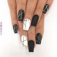 "458 I gusta, 7 comentarios - Annie (@ msannie.nails) en Instagram: ""▪Minimalistic▪️ SEEN !! Can anyone do that to me ?!"" - #annie #comentarios #gusta #instagram #minimalistic #msannie #nails - #Genel"