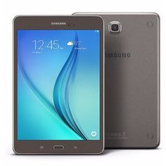 This auction item is a Samsung Galaxy Tab A, Wi-Fi, Smoky Titanium. Samsung Galaxy Tab A inch, Android Lollipop Tablet, Smoky Titanium. Keep All Your Samsung Devices In Sync. Connecting your Samsung devices is easier than ever. Galaxy Tablet, Samsung Tabs, Samsung Device, Thing 1, Just Dream, Tablets, List, Computer Accessories, Auto Accessories