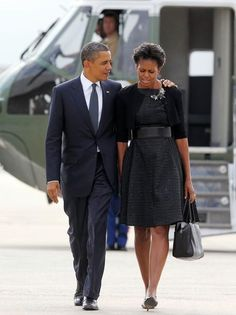 mr. president & first lady