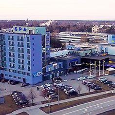 Viimsi Spa is located outside of Tallinn centre. Hotel facilities include luxurious spa department as well as childrens water park. #eckeröline #eckeroline #tallinn #estonia