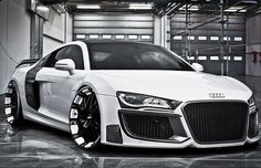 Regula Tuning Throws a Wild Body Kit on an Audi R8 | Complex