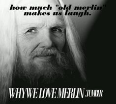 Old Man Merlin