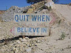 Believe in the Run