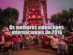 Os melhores videoclipes internacionais de 2016
