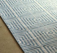 Be Square BES02 Blue Rugs | Modern Rugs