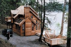 Find Small House Plans, Cottage House Plans and Cabin House Plans Country Style House Plans, Cottage House Plans, Small House Plans, Cottage Homes, Lake Cottage, Cottage Style, Lakeside Cottage, Rustic Cottage, Country Farmhouse