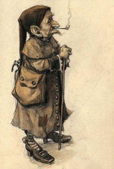 Damn Fresh Pics: Creative Drawings Of Elves