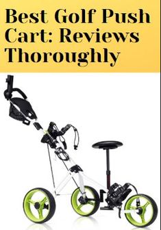 In this article, we will break down & compare some of the outstanding and best golf push cart to help you to choose the best for you. Golf Gadgets, Golf Push Cart, Self Driving, Golf Accessories, Golf Clubs, Golf Courses