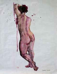 A selection of life drawings and zentangles available for sale by Canadian Artist Sandrine Pelissier