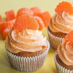 Snack Mix Recipes, Cupcake Recipes, Baking Recipes, Cupcake Cakes, Dessert Recipes, Cup Cakes, Cupcake Ideas, Baking Ideas, No Bake Desserts