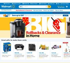 Find Walmart promo codes, coupons & deals - plus save at Walmart when you shop with online rebates and upto 1.0% Cash Back at Ebates!