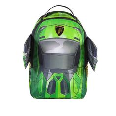 SPRAY GROUND UNISEX BACKPACK GREEN/BLACK THE LAMBO WINGS B440 in Clothing, Shoes & Accessories, Unisex Clothing, Shoes & Accs, Unisex Accessories | eBay