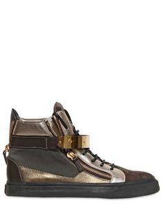 b39c0b3e8f524 Giuseppe Zanotti SS13 Sneaker High End Mens Shoes
