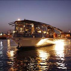 Bateaux Dubai Lunch / Dinner Cruise 395 dhs pp