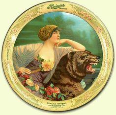 Beauty and the Beast Rainier Beer