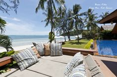 Baan Kilee (Lipa Noi, Koh #Samui) takes open-plan design to new levels and blurs…