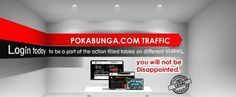 Play Poker on Pokabunga.com which is the India's Best Real Money Gaming Site.