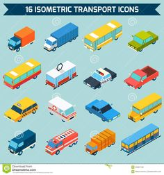 https://thumbs.dreamstime.com/z/isometric-transport-icons-set-public-city-d-isolated-vector-illustration-52281749.jpg