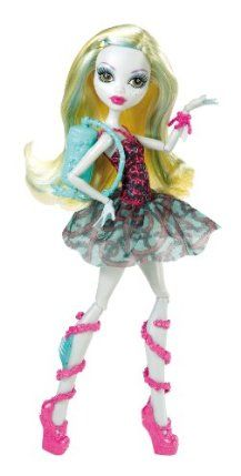 Monster High Dance Class Lagoona (owned)