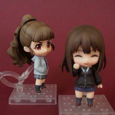 Goodsmile Nendoroid Shibuya Rin and Kamiya Nao