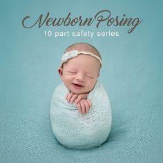 FREE Newborn Photography Wrapping Tutorial - StandInBaby™