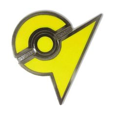 Pokemon Go Plus Pins by PokeSwag-Cool Yellow Team Gym Badges-Instinct Zapdos Metal Lapel Button-Enamel Fill Emblem-Pokemon Games Kanto Fans & Collectors-Accessories for Boys & Girls