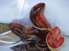 VTG Dundas Canada McMaster Craft ESTATE Ceramic Seal Figurine RED CLAY Pottery #Sealvintage1950sDundasValleyCanadaSouvenir