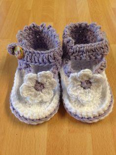 Baby flip flops my own pattern..!