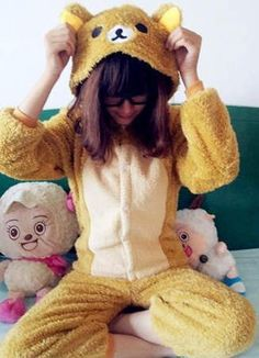rilakkuma bear cloth