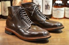 A good pair of boots is hard to find. Here's a list of the best boot brands for men, so you can put your best foot forward. Best Boot Brands, Mens Boots Brands, Me Too Shoes, Men's Shoes, Dress Shoes, Hot Shoes, Alden Boots, Tanker Boots, Best Boots For Men
