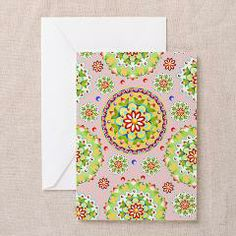 Kristofer's Mandala Greeting Cards (Pk of 20) > EVERYTHING Kristofer's Mandala > #PatriciaSheaDesigns