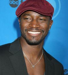 Taye Diggs - That beautiful smile.