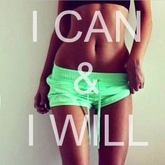 Fitness motivaton!