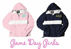 Monogram Jacket by GameDayGirlsandGifts on Etsy http://v.downjackettoparea.com Cannadagoose JACKETS is on clearance sale, the world lowest price. --The best Christmas gift $169