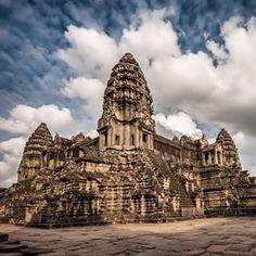 Angkor Wat - Simply breathtaking!