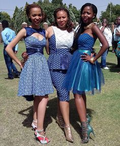 Tswana wedding dresses pictures