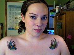Tattoo Ideas For Women. Tattoos look fabulous on women. Its common to see women etched with ink of all kinds. Some of them have numerous tattoos on them and some are happy with just one.