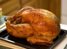 Stress-Free Thanksgiving: Cook the Turkey Overnight!