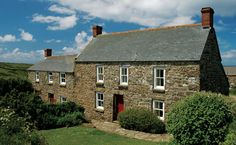 The Captain's House, Near Zennor, Cornwall