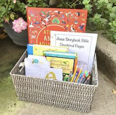 Little School of Smith's Letter A Crafts, Bible Crafts, Reading Stories, Bible Stories, Breakfast Basket, Alphabet Cards, Great Books To Read, Learning The Alphabet, Bible Truth