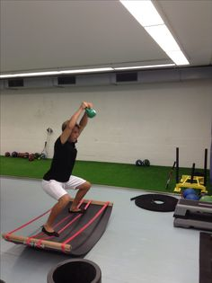 New system for functional training