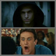 repin if you had the same reaction! #lovejasonsegel #tobyhowcouldyou?!