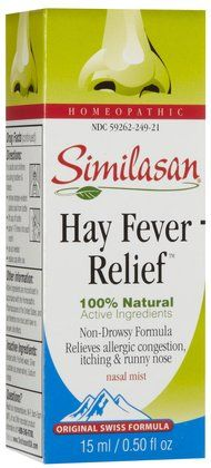 Similasan Hay Fever Relief