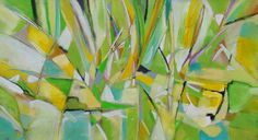 Abstract art Artwork painting contemporary modern by LoriMirabelli, $325.00