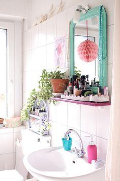 ❁ Home & Garden ❁: Ambiance girly chez Jasna Janekovic
