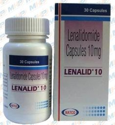Lenalid 10mg Indication: Lenalid 10mg  drug is the treatment of anemia in patients who have certain types of myelodysplastic syndrome (SMD). It is also used together with dexamethasone for the treatment of #multiplemyeloma (MM) in some patients. #health #tips #healthcare #romania