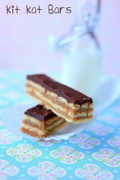 Les kit-kat de Paula Deen (et en bonus comment réaliser ses pépites chocolat caramel home-made)