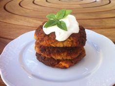 Traditional Greek Kolokithokeftedes (Fried Zucchini/Courgette Balls) Recipe